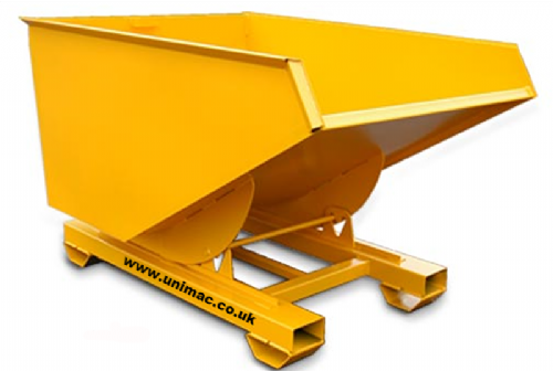 SiteMaster Tipping Skip - Type STS